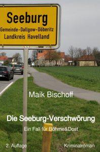 Cover – Die Seeburg-Verschwörung